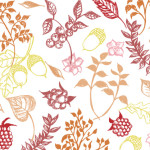 Power of botanical~Autumn~【Pavish Pattern】