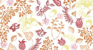 Power of botanical~Autumn~【Pavish Pattern】