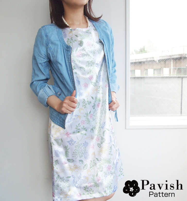 Power Of Botanical【Pavish Pattern】