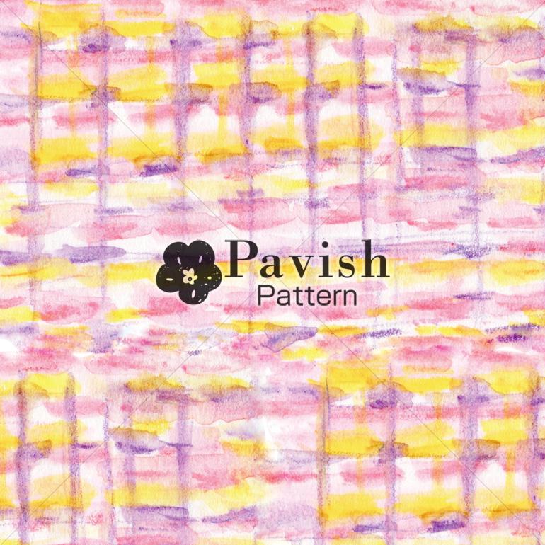 ツイードチェック【Pavish Pattern】