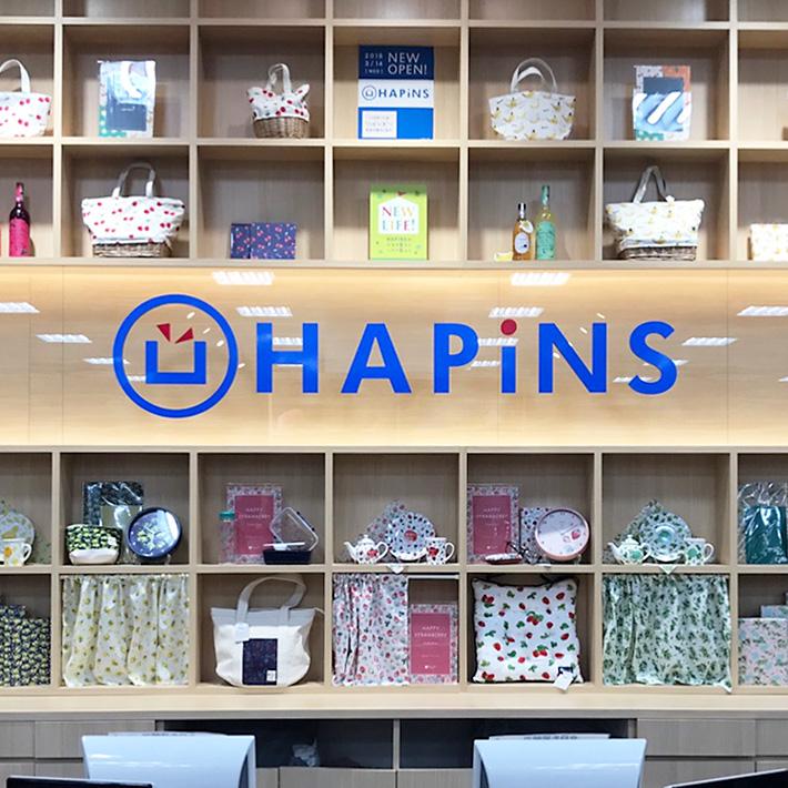 hapins イオンモール橿原店