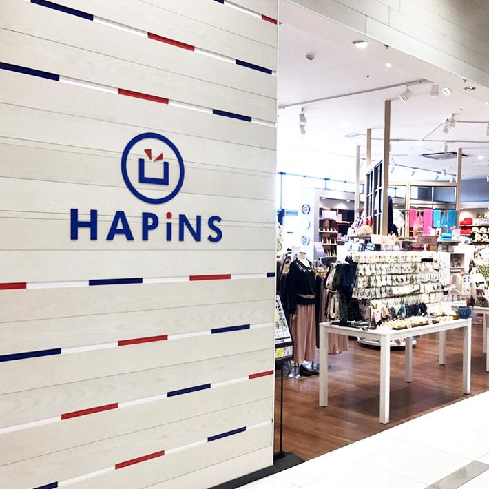 hapins イオンモール宮崎店