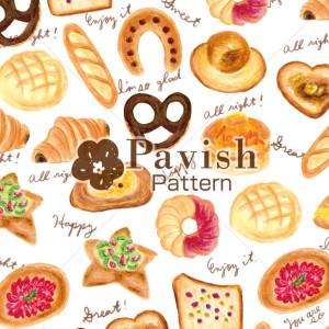 パン柄 Pavish Pattern