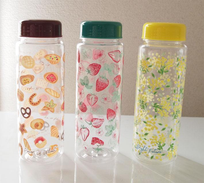 HAPiNSトライタンボトル【Pavish Pattern】