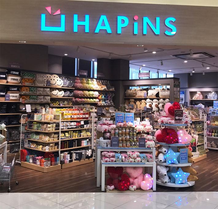 HAPiNS フジグラン広島店