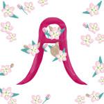 Pavishイニシャルシリーズ【A】