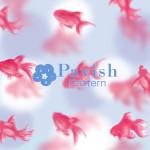 金魚のパターン(総柄)【Pavish Pattern】