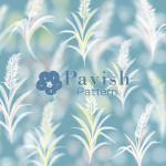 麦のパターン(総柄)【Pavish Pattern】