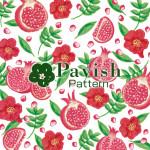 ざくろのパターン【pavish Pattern】