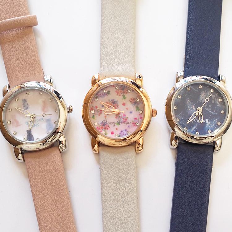 腕時計(小)【HAPiNS様コラボ】