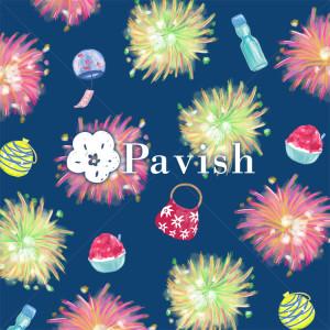 想い出の花火【Pavish Pattern】
