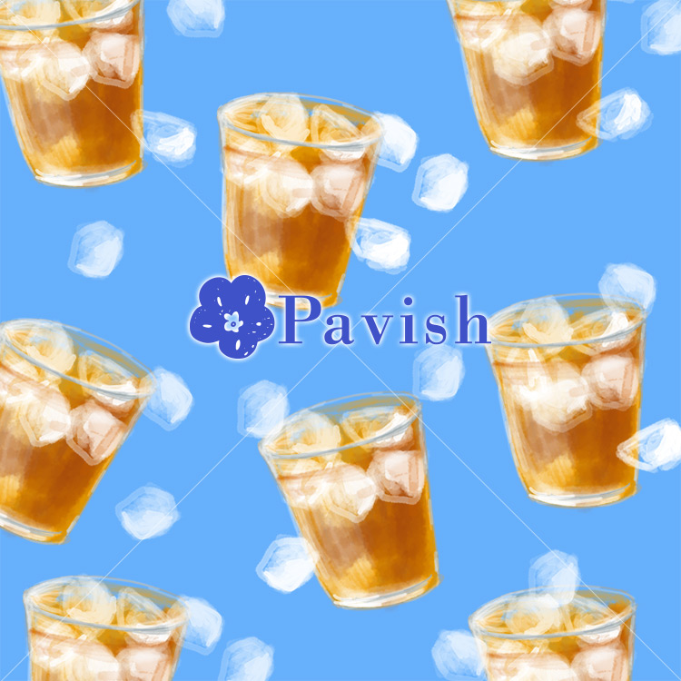 麦茶のパターン【Pavish Pattern】